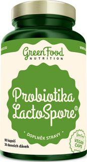 GreenFood Probiotiká LactoSpore® + Prebiotics