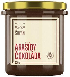 Šufan Arašidovo-čokoládové maslo