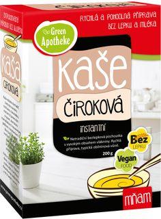 Green Apotheke Ciroková kaša