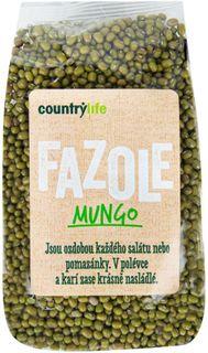 Country Life Fazuľa Mungo