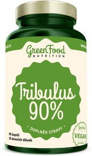 GreenFood Tribulus Terrestris 90%