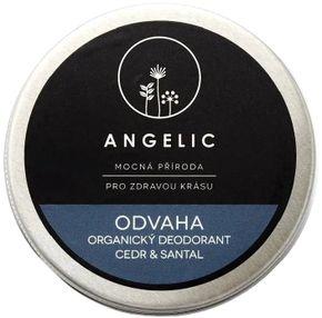 Angelic Odvaha organický dezodorant Céder & Santal