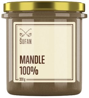 Šufan Mandľové maslo