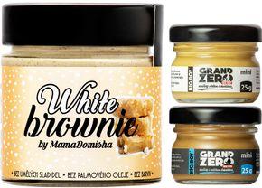BIG BOY White Brownie a Grand Zero balíček