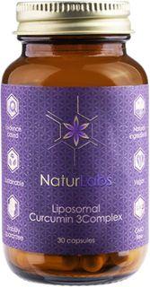 NaturLabs Lipozomálny Kurkumín 3Complex