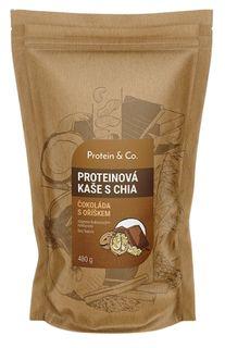 Protein & Co. Proteínová kaša s chia