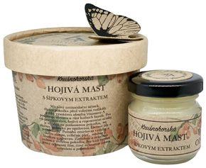 Krušnohorská lázeňská kosmetika Hojivá masť so šípkovým extraktom