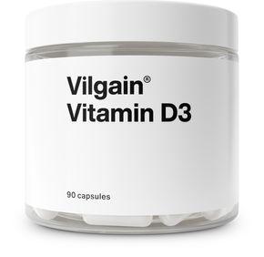 Vilgain Vitamín D3