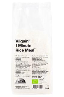 Vilgain Minútová ryžová kaša BIO