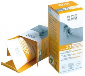 Eco Cosmetics Opaľovací krém BIO SPF 30
