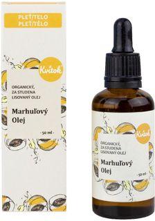 Kvítok Organický marhuľový olej