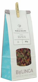 Bylinca Bylinný čaj Ruža & Malina