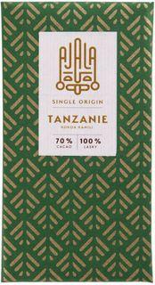 AJALA Tmavá čokoláda BIO 70 % kakao Tanzánie 45 g