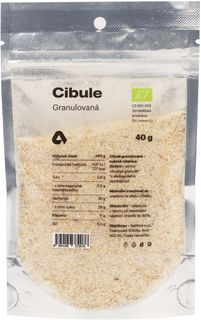 Aktin Cibuľa granulovaná BIO