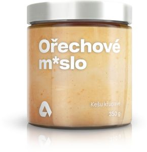 Aktin Kešu maslo křupavé kešu oříšky 350 g - Skrátená trvanlivosť