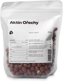 Aktin Lieskové orechy 500 g