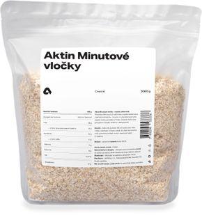 Aktin Minútové ovsené vločky 2000 g