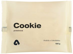 Aktin Proteínová Cookieska arašídy/čokoláda 100 g