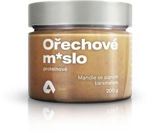 Aktin Proteínové orechové maslo mandle/slaný karamel 200 g