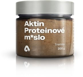 Aktin Proteínové orechové maslo tiramisu 200 g