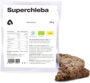 Aktin Superchleba BIO semienkový 275 g