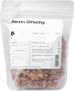 Aktin Vlašské orechy natural 500 g
