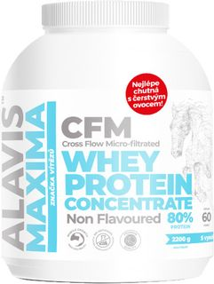 Alavis Maxima Whey Protein 80%