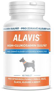 Alavis MSM + Glukosamín sulfát
