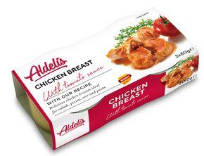 Adelis Kuracie prsia v paradajkovej omáčke