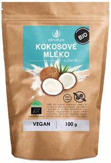 Allnature Kokosové mlieko sušené BIO