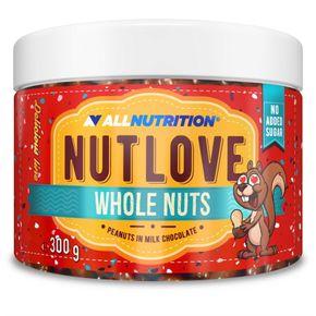 AllNutrition Nutlove orechy v čokoláde
