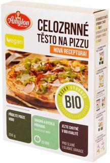 Amylon celozrnné cesto na pizzu BIO