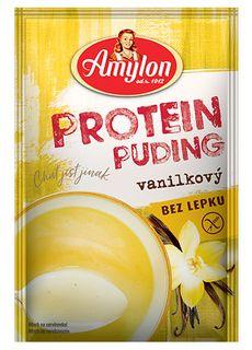 Amylon Protein puding bez lepku