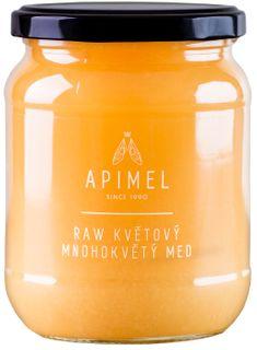 Apimel RAW Kvetový mnohokvetý med