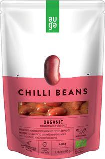 AUGA ORGANIC Červená fazuľa v chilli omáčke