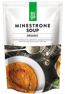 AUGA ORGANIC Zeleninová polievka Minestrone