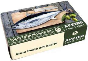 AVEIRO tuniak kúsky v olivovom oleji