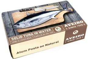AVEIRO tuniak kúsky vo vlastnej šťave