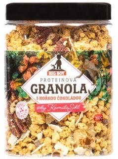 BIG BOY Proteínová granola