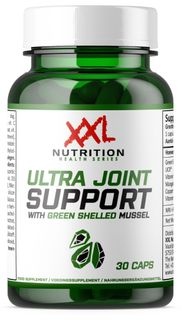 XXL Nutrition Ultra Joint Support - Green Shelled Mussel 500 mg