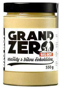 BIG BOY Grand Zero s bielou čokoládou