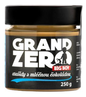 BIG BOY Grand Zero s mliečnou čokoládou