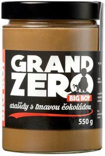 BIG BOY Grand Zero s tmavou čokoládou