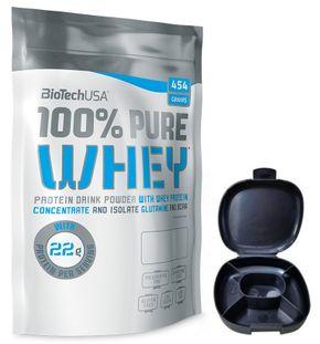 BioTech USA 100% Pure Whey