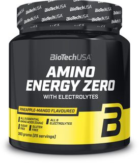 Biotech USA Amino Energy Zero with Electrolytes