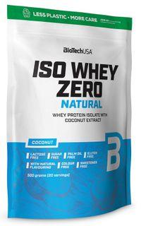 Biotech USA ISO Whey Zero Natural