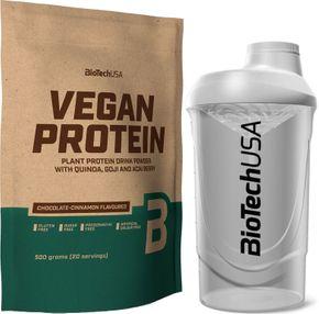 BioTech USA Vegan Protein