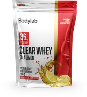 Bodylab Clear Whey cola/citron 500 g
