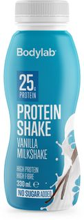 Bodylab Protein Shake vanilkový milkshake 330 ml