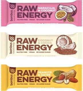 Bombus Raw Energy
